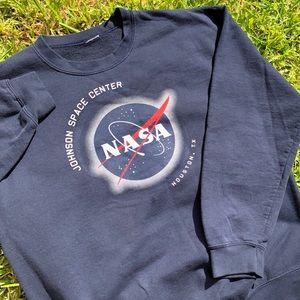 Vintage NASA Johnson Space Center Crewneck